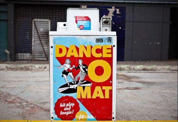 dance o mat